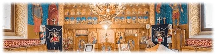 Cum arată o biserică – <i>Potrivire de imagini</i> – Autor: Prof. Alina MARINESCU