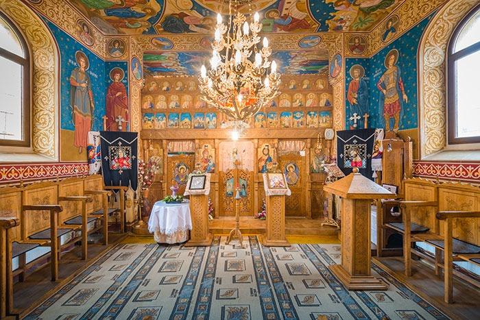 Cum arată o biserică – Potrivire de imagini – Autor: Prof. Alina MARINESCU