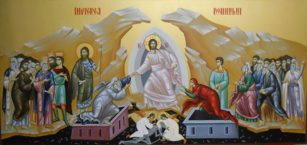 """Credința în înviere și viața veșnică – """"Adevărat-Fals"""" – Autor: Pr. Prof. Nicușor Viorel POPESCU"""
