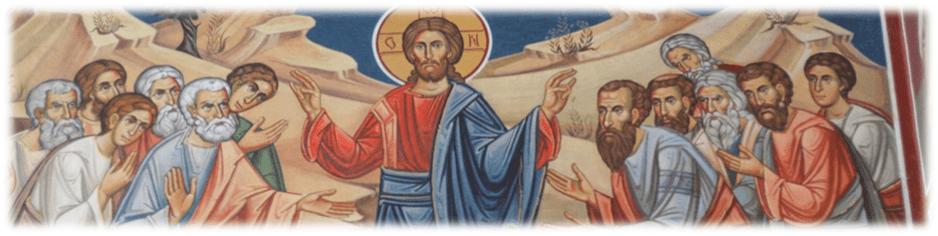 Învățătura Domnului, vestită de sfinții apostoli și evangheliști – <i>Găsește cuvântul</i> – Autor: Prof. Luminița DOBRE, Școala Gimnazială <i>Calopăr</i>, Calopăr, Dolj, 2020