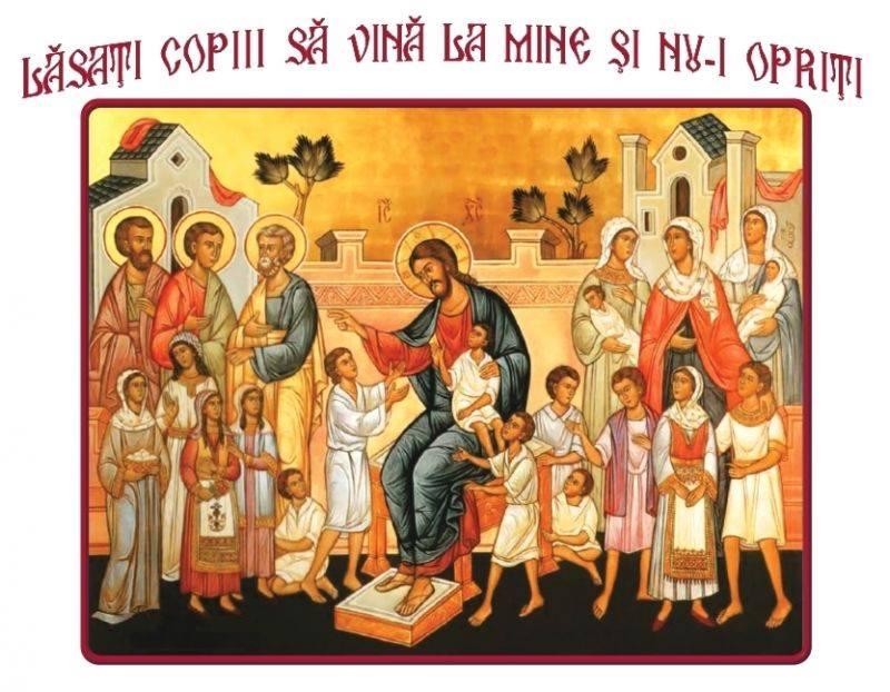 """Dumnezeu ne ajută să Îl cunoaștem și să Îl iubim – """"Text spații goale"""" – Autor: Prof. Mihaela CRISTEA, Școala Gimnazială """"Pompiliu Marcea"""" Tg-Jiu, 2020"""