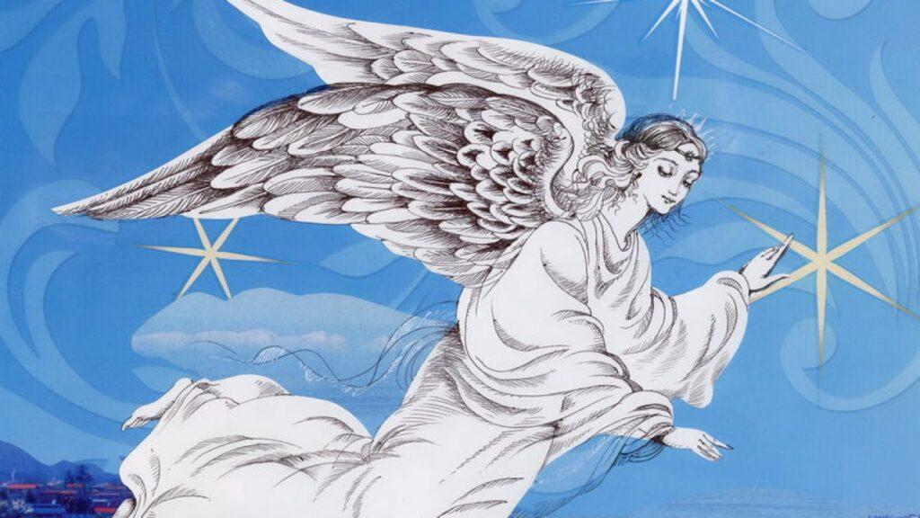 """Maica Domnului, îngerii și sfinții fac minuni – """"Stabilește corespondența"""" – Autor: Prof. Alexandru-Vasile DRĂGUȚ, Școala Generală Nr. 1 Polovragi, Gorj, 2020"""