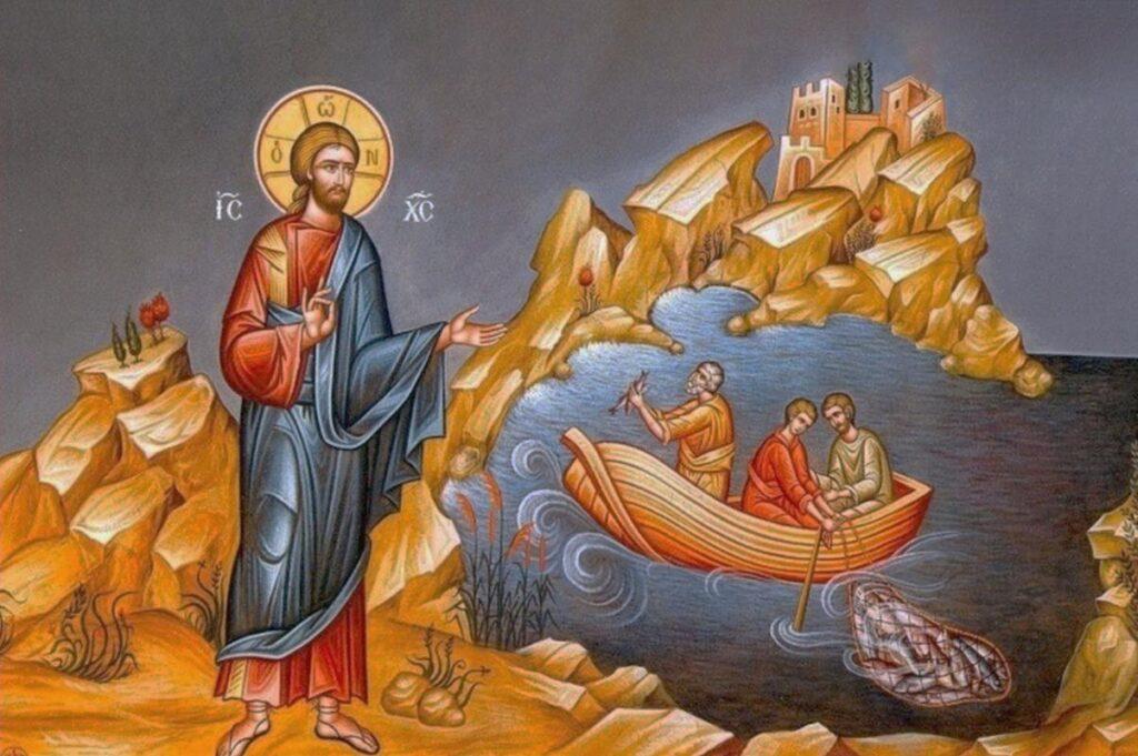 """Iisus Hristos S-a făcut Om, din iubire pentru oameni – """"Stabilește corespondența"""" – Autor: Prof. Costinel DIACONU, Școala Gimnazială Crușeț, Gorj, 2020"""