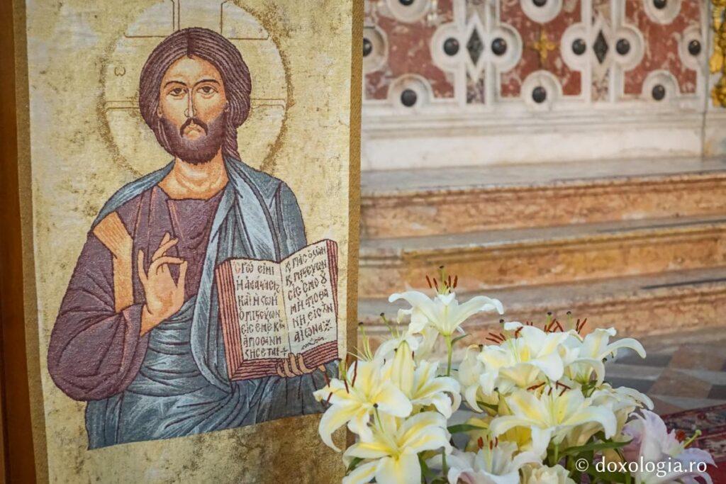 """Iisus Hristos S-a făcut Om, din iubire pentru oameni – """"Găsește cuvântul"""" – Autor: Prof. Costinel DIACONU, Școala Gimnazială Crușeț, Gorj, 2020"""