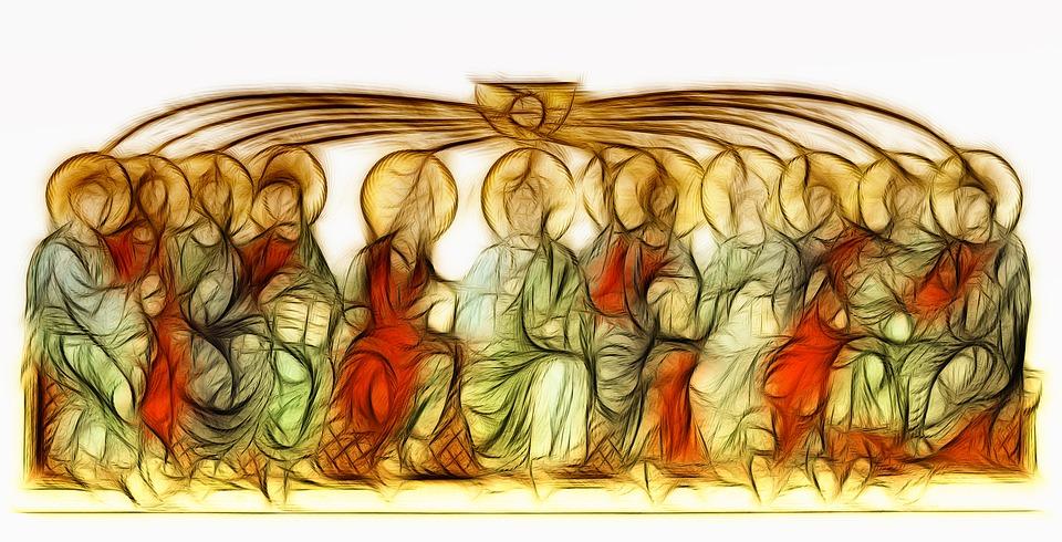 """Lucrarea Sfântului Duh în lume – """"Stabilește corespondența"""" – Autor: Prof. Cristina TIȚOIU, Colegiul """"Ștefan Odobleja"""" Craiova, 2020"""