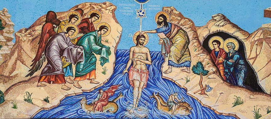 """Iisus Hristos S-a făcut Om, din iubire pentru oameni – """"Rebus"""" – Autor: Prof. Costinel DIACONU, Școala Gimnazială Crușeț, Gorj, 2020"""
