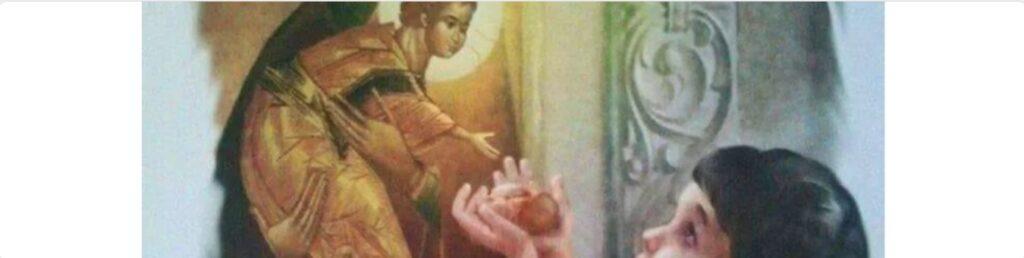 Iisus Hristos iubește copiii – <i>Puzzle</i> – Autor: Prof. Emil Alin MANDA, Școala Gimnazială <i>Segarcea</i>, Dolj, 2020