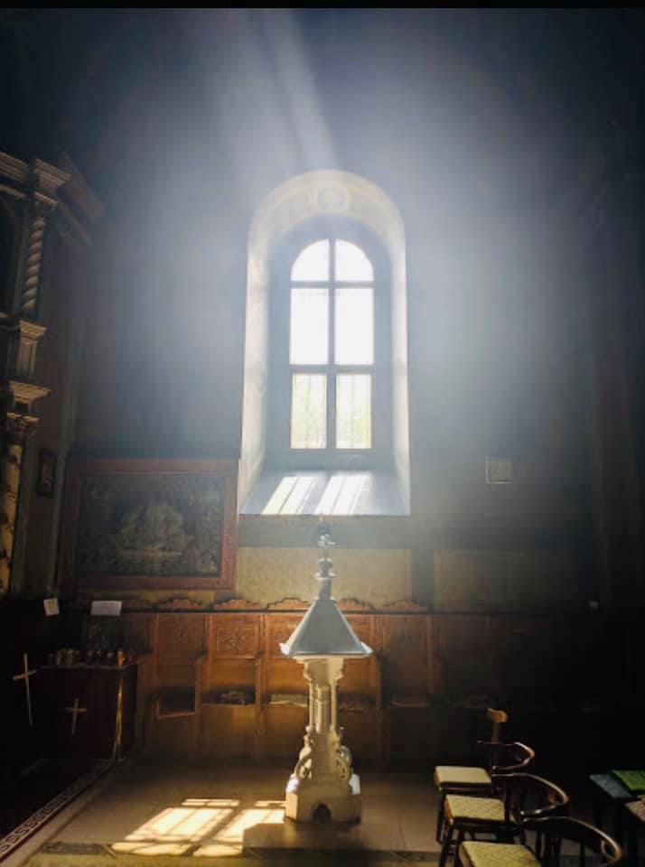 """Persoanele din viața unui creștin – """"Cuvinte încrucișate"""" – Autor: Prof. Maria-Dana NICOLAE, Școala Gimnazială """"Gheorghe Brăescu"""" Calafat, 2020"""