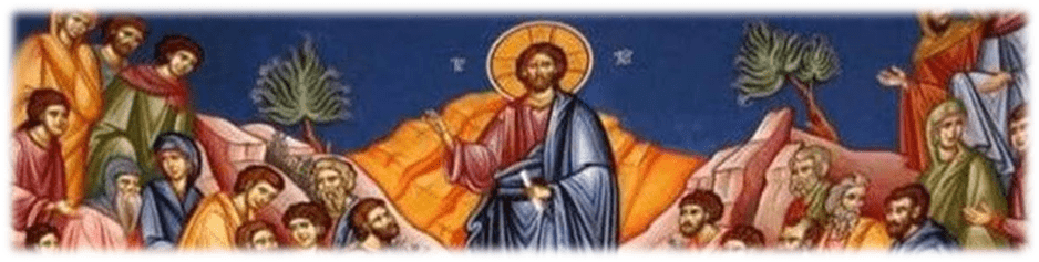 Legea morală a Noului Testament (Predica de pe munte) – <i>Găsește cuvântul</i> – Autor: Prof. Iulia MANDA, Colegiul <i>Gheorghe Chițu</i> Craiova, Dolj, 2020