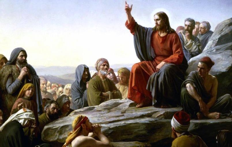"""Legea morală a Noului Testament (Predica de pe munte) – """"Adevărat-Fals"""" – Autor: Prof. Iulia MANDA, Colegiul """"Gheorghe Chițu"""" Craiova, Dolj, 2020"""