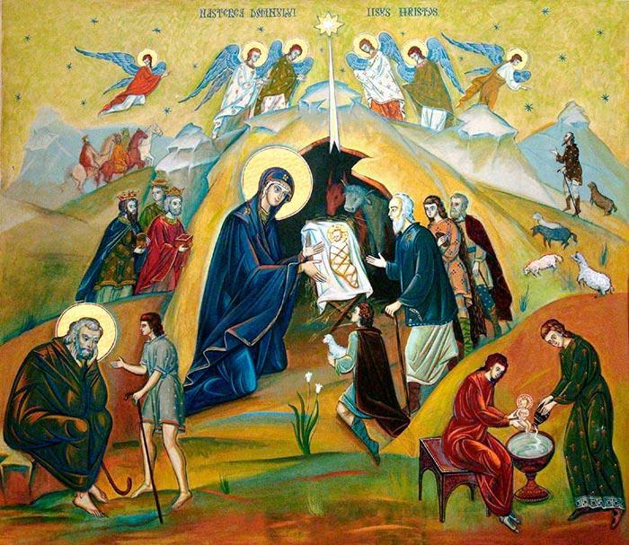 """Întruparea Fiului lui Dumnezeu – """"Adevărat-Fals"""" – Autor: Prof. Carmen OPREA, Liceul """"Traian Vuia"""" Craiova, 2020"""