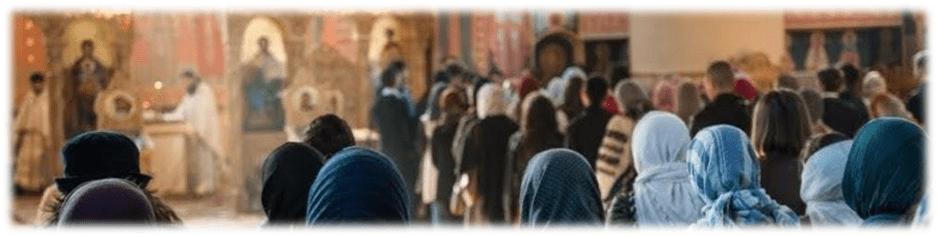 Pregătirea credinciosului pentru participarea la sfintele slujbe –<i>Cursă de cai</i> – Autor: Prof. Mariana Daniela SÂMTION, Liceul Teoretic <i>Cujmir</i>, Mehedinți, 2020