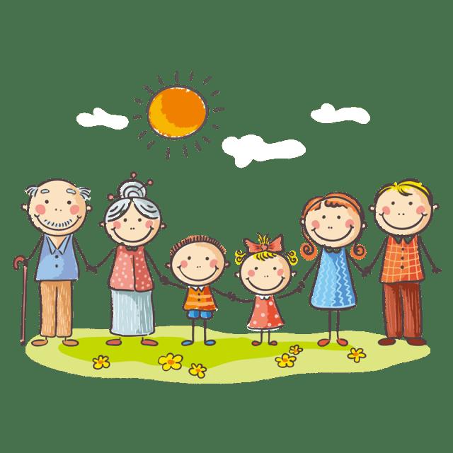 """Familia mea – """"Ordonare pe grupe""""- Autor: Prof. Alina POPESCU, Școala Gimnazială Nr.1 Motru, Gorj, 2020"""