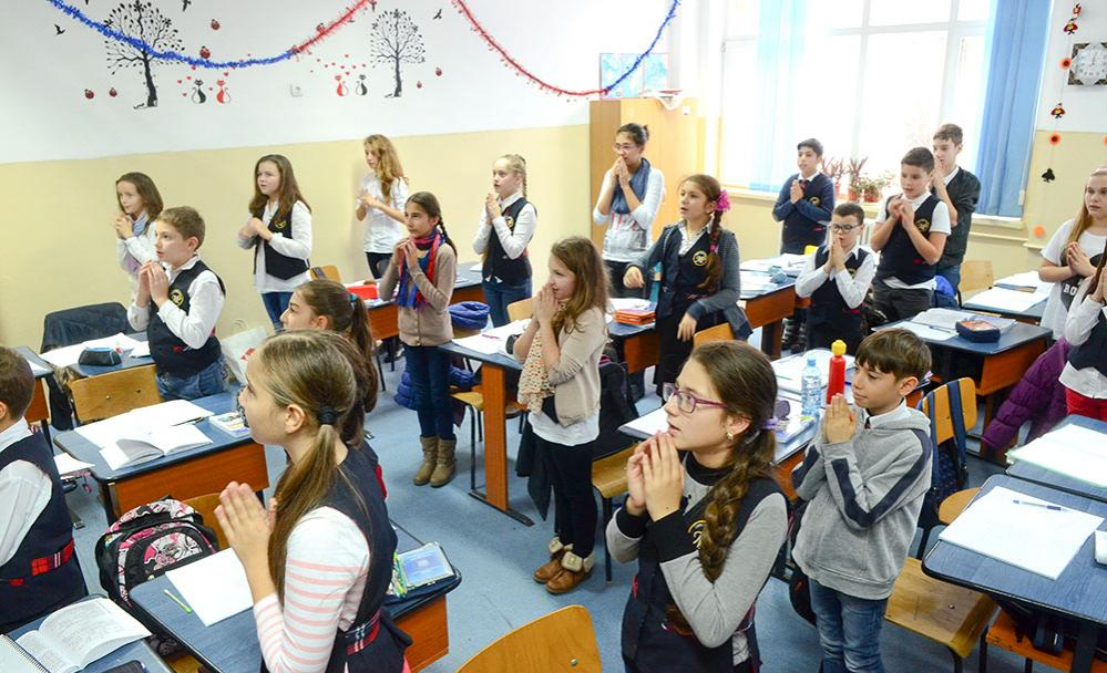 """Sunt creştin şi la şcoală – """"Cronologie""""- Autor: Prof. Alina POPESCU, Școala Gimnazială Nr.1 Motru, Gorj, 2020"""