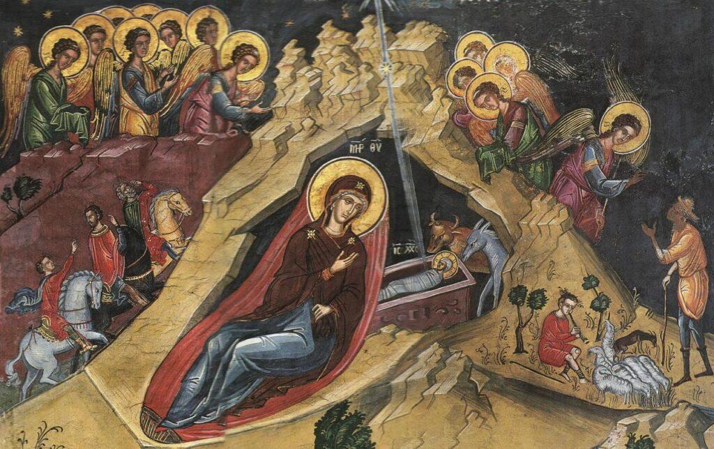 """Nașterea Domnului – prilej de bucurie pentru creștini –""""Quiz cu alegere multiplă"""" – Autor: Arhid. Prof. Nicușor LĂZĂRICĂ, Liceul Teologic Târgu-Jiu, 2020"""