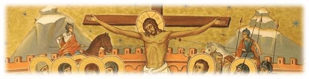 4. Iisus Hristos – Jertfa pe Cruce a Mântuitorului Iisus Hristos