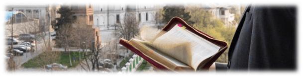 3. Biblia și Biserica arată calea spre Dumnezeu