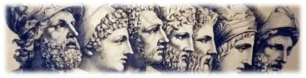 Religii în antichitate: în Grecia și în Roma – <i>Quiz cu alegere multiplă</i> – Autor: Diac. Prof. Emil MANEA, Seminarul Teologic Ortodox  Sfântul <I>Grigorie Teologul</I>, Craiova, 2020