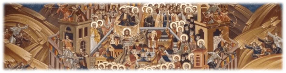 Cinstirea sfinților – <i>Cursa de cai</i> – Autor: Prof. Iuliana PREDOI, Liceul <i>Charles Laugier</i>, Craiova, 2020