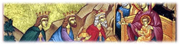 2. Magii, în căutarea Pruncului Iisus