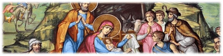 2. Nașterea Domnului în poezia creștină românească