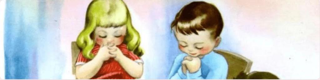 4. Îngerii sunt păzitorii copiilor