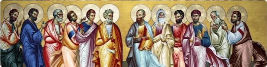 5. Sfinții sunt prietenii lui Dumnezeu și ai copiilor