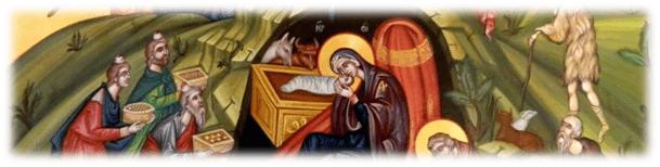 Domeniul IV de conținut – Prima parte – Mari sărbători creştine